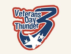 Veterans Day Thunder