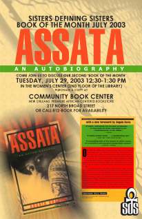 Assata book of the month
