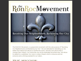 The Ron Roc Movement